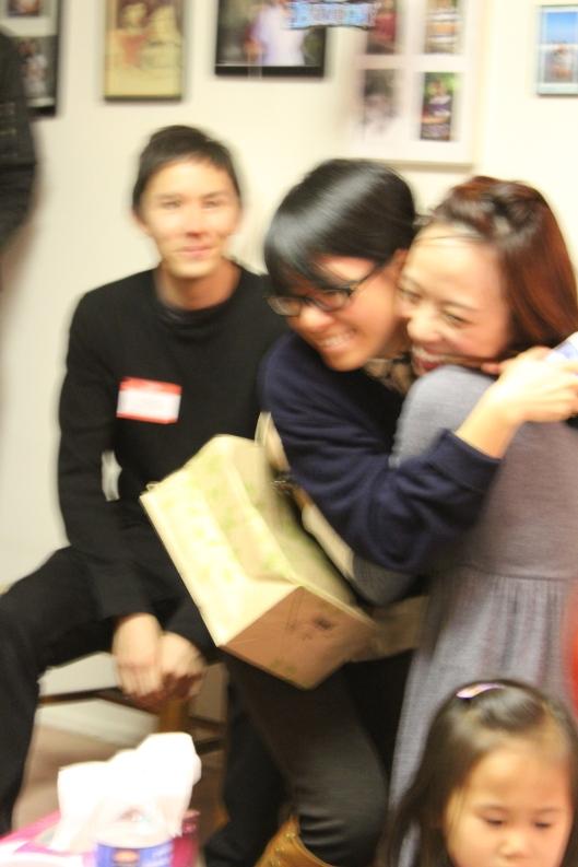 and hugsssss